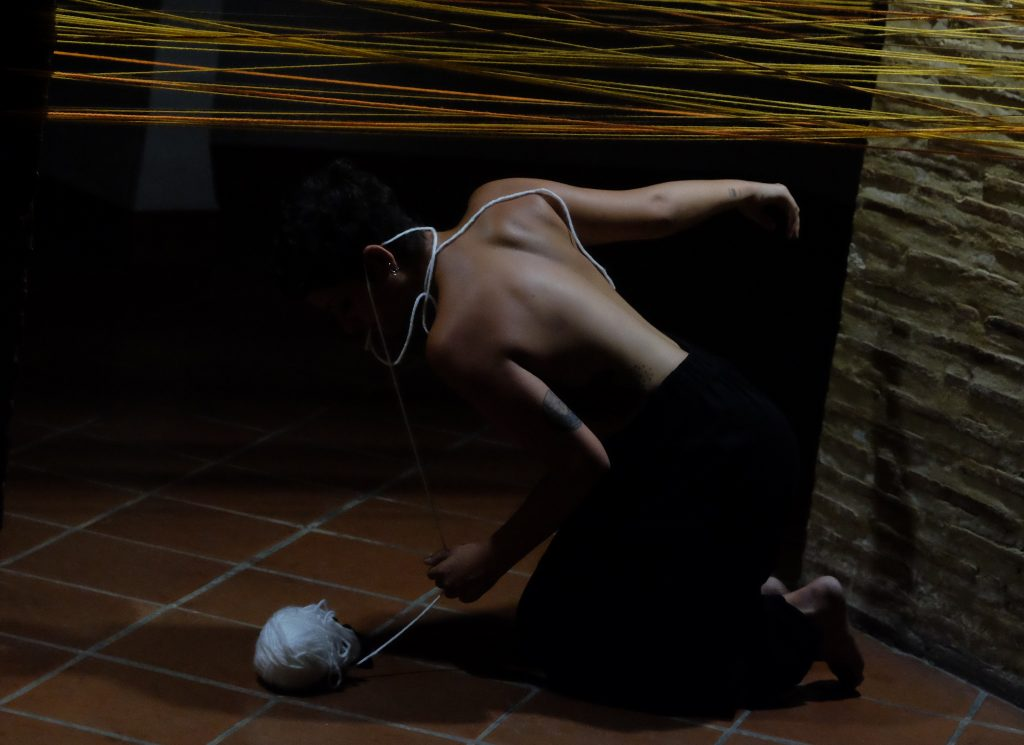 PACKAGE- performance de Alba Ricoque